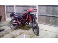 Yamaha dt 125 lc ypvs not cr yz kx rm road legal 2stroke