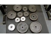 Weights / plates