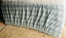 Small single mattress