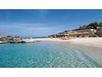 Holiday home at Capo Vaticano sea (Calabria)