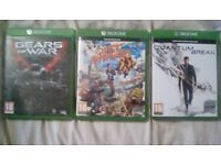 CHEAP XBOX ONE GAMES EX-CONDITION