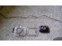 Camera Includes Memory Card, Case And Charger