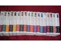 Manga books - Lone wolf and cub - vols 11 to 28