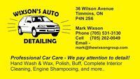 Wixson's Auto Detailing