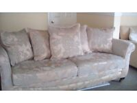 Large 4 seater sofa!