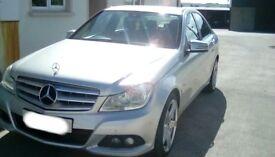 2011 Mercedes c200 se Diesel Automatic