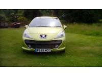 ****SOLD*****Peugeot 207 for sale****NOW SOLD****
