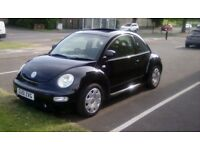 2001 beetle 1.6 12 mot hpi clear no faults full history cambelt and water pump changed