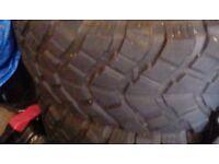 Yokohama Geolander 285\75x16 wanted