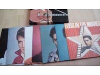 Elvis Presley vinyl record box set