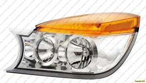Head Lamp Driver Side Buick Rendezvous 2002-2003