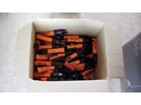 BOX OF 95 ELECTRICAL TESTER PENS - ALL TESTED AND WITH BATTERIES