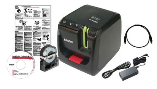 EPSON LW-PX800 LABEL & SHRINK TUBE PRINTER - Authorized Dealer