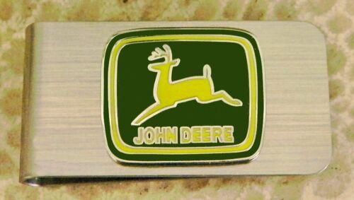 John Deere Money Clip