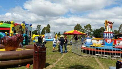 Carnival Amusement & Party Hire Business For Sale Traralgon Latrobe Valley Preview