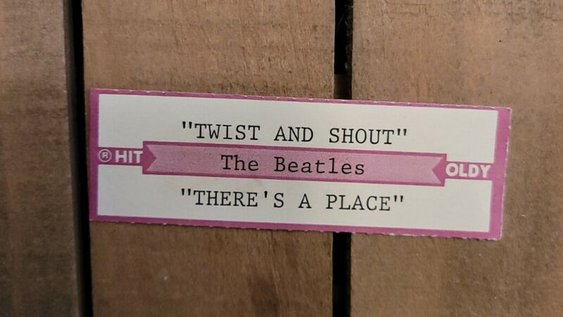 THE BEATLES - TWIST AND SHOUT - THERE