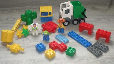 Lego Duplo Toy Story 5691 Alien Space Crane Buzz Lightyear
