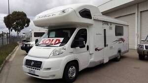"""WANTED"" all types of Motorhomes, Campervans, Caravans, Consign Regency Park Port Adelaide Area Preview"