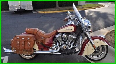 Indian Chief Vintage  2015 Indian Chief Vintage Used