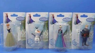 4 New In Box Disney Frozen Figures 3
