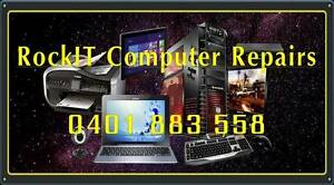 RockIT Computer Repairs Beresfield Newcastle Area Preview