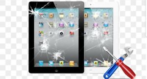 iPad 2 Screen Replacement $49 & iPad 3/4 Screen $55
