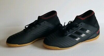 adidas Freefootball X-ITE J Size 4.5 Boys Black//Pink