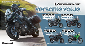 Kawasaki Versy X 300 Save $500 Versys Versatile Value Rutherford Maitland Area Preview