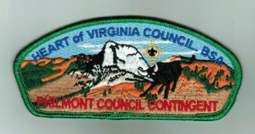 Heart of Virginia Council 2020 Philmont Contingent CSP