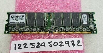 Non Ecc Pc133 Sdram ( 256MB SDRAM PC SD SDR   PC133 CL3 133 133MHZ   168PIN  NON-ECC  INTEL PC RAM  )