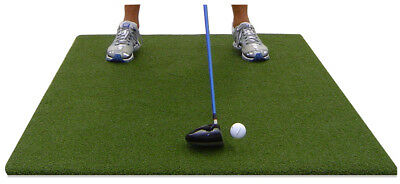 3' X 5' Club Turf Golf Driving Range Chipping Mat Practice Hitting Tee Equipment