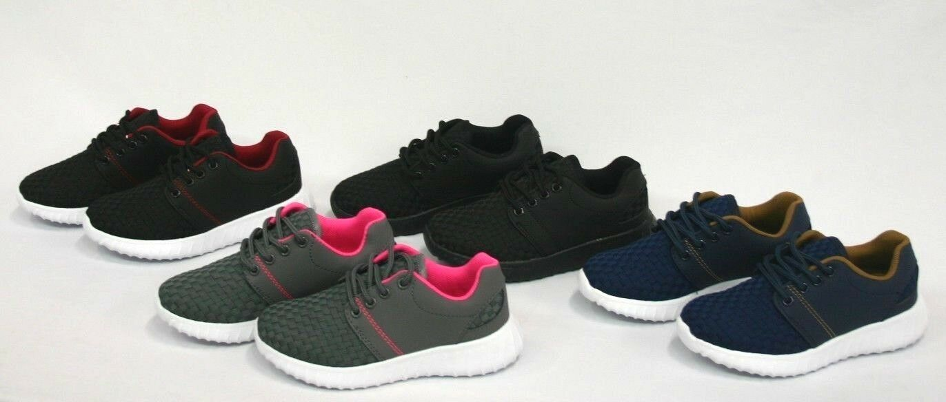 Kids Boys & Girls Air Sport Sneakers Athletic Tennis Shoes R