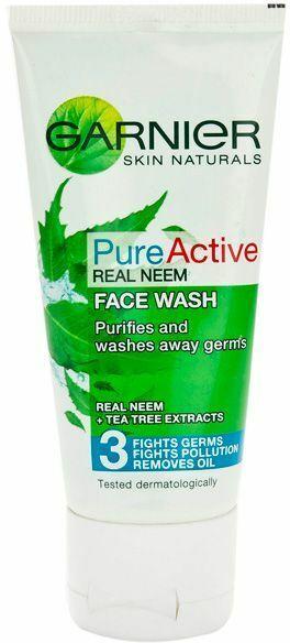 Garnier Pure Active Real Neem Face Wash , 150ml  MP770