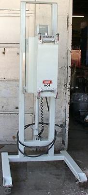Bemco Vertical Tube Environmental Chamber 5kw Heating
