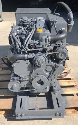 Nor-pro 33-ny 33 Kw Marine Diesel Generator 60 Hz
