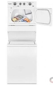 Compact Washer and  Dryer (Whirlpool)