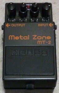 BOSS & Ibanez Single Guitar Pedals