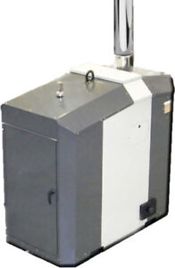 Cord Wood, Pellet and Chip Outdoor Boilers by Portage and Main