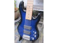 G&L L-2500 Tribute 5-String Bass Guitar (will post)