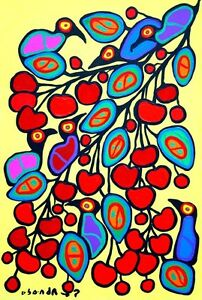 Norval-Morrisseau-giclee-print-Limited-edition