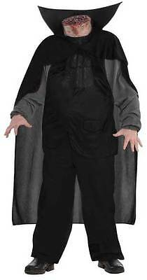 Headless Horseman Mens Halloween Adults Horror Fancy Dress Sleepy Hollow - Kostüm Headless Horseman