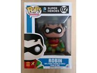 Pop! Funko DC Comics Robin figure
