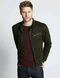 M&S biker jacket rpp£79 size S and M brand new with tags