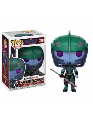 Funko POP! Marvel: Guardianes de la Galaxia: Hala