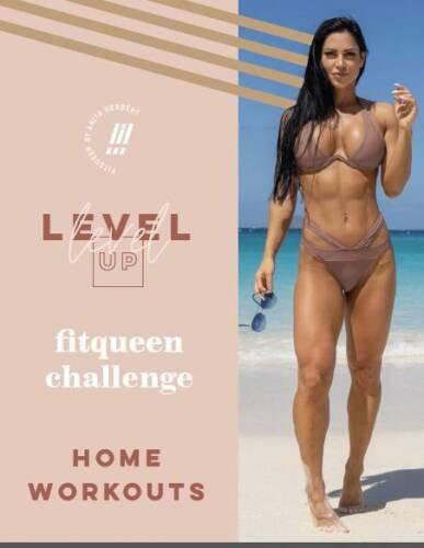 Anita Herbert Level UP