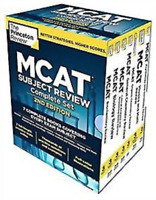 MCAT Subject Review Complete Set (2nd Ed)