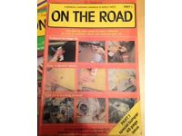 On the Road magazines, issues 1 - 100, good condition