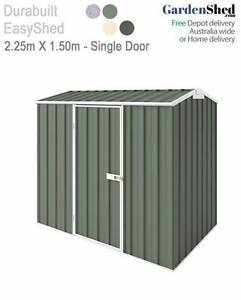 Garden Shed - 2.25 x 1.50 - Australia wide delivery Melbourne CBD Melbourne City Preview