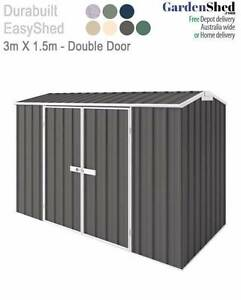 Garden Shed - 3.00m X 1.50m - Australia Wide Delivery Oakhurst Blacktown Area Preview