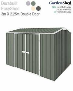 Garden Shed - 3.00 x 2.25 - Australia Wide Delivery Melbourne CBD Melbourne City Preview